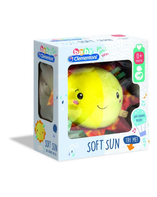 BABY CLEMENTONI - SOFT SUN - Clementoni
