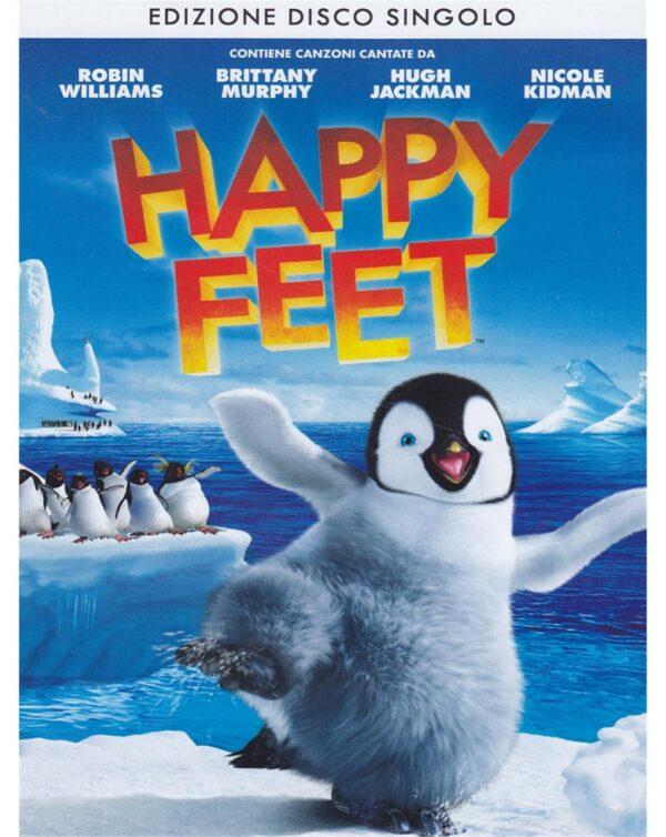 DVD HAPPY FEET - Video Delta
