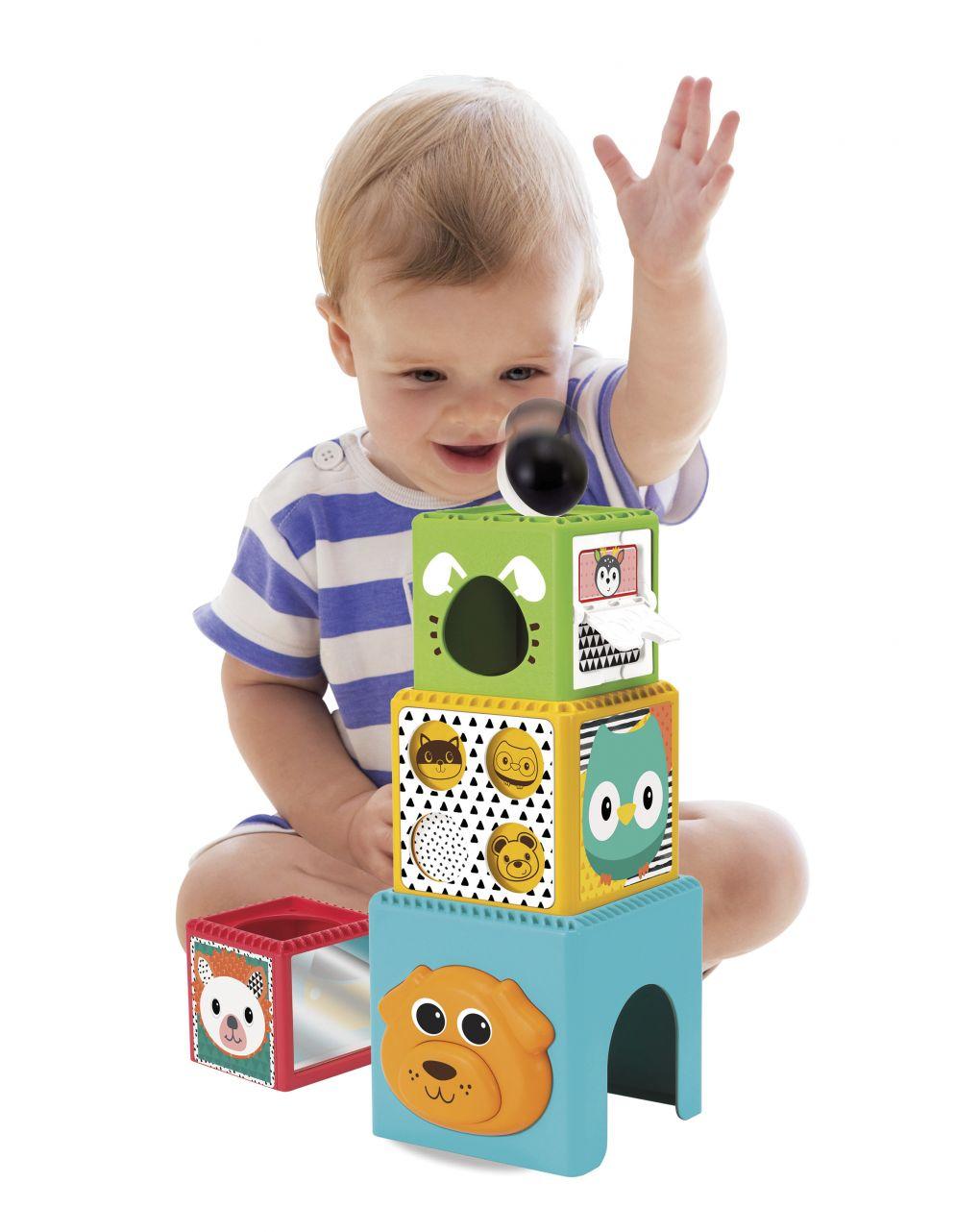 Bkids - gioco cubi e palla - B-kids