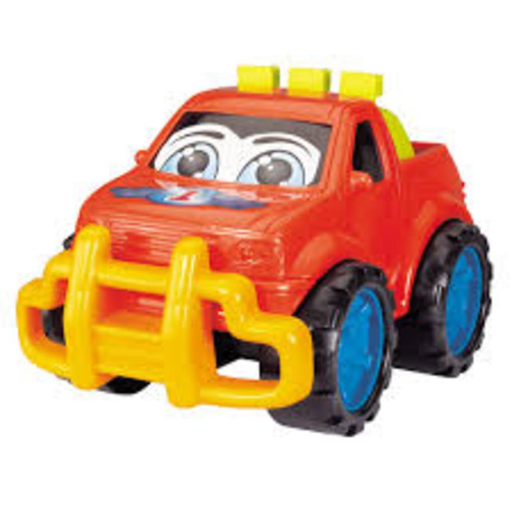 Baby smile - veicoli facce buffe - Baby Smile