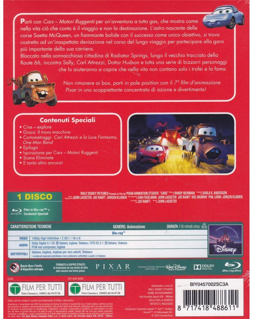 Dvd cars - Disney