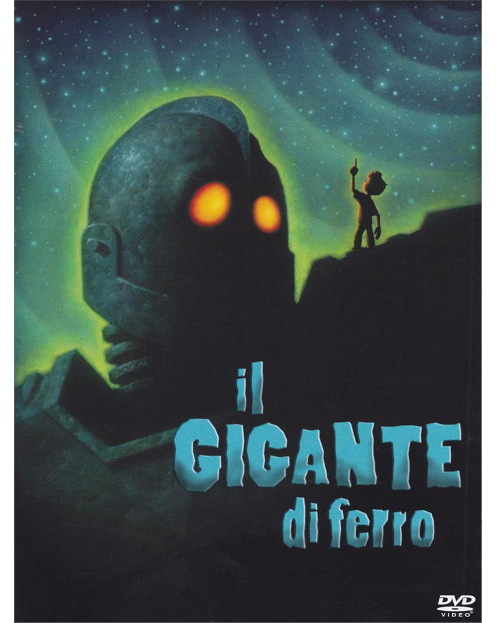 Dvd il gigante di ferro - Video Delta