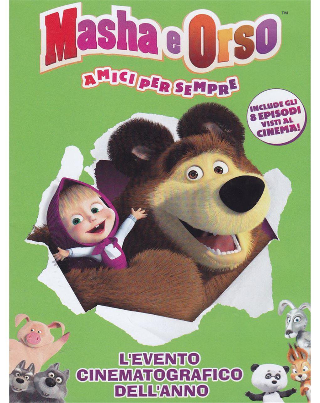 Dvd masha e orso - stagione 02 #02 - Video Delta