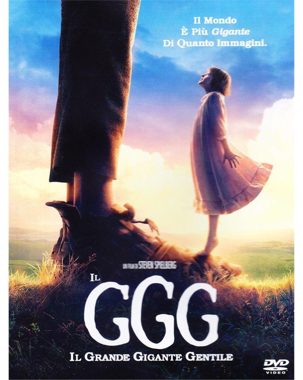Dvd ggg - il grande gigante gentile - Video Delta