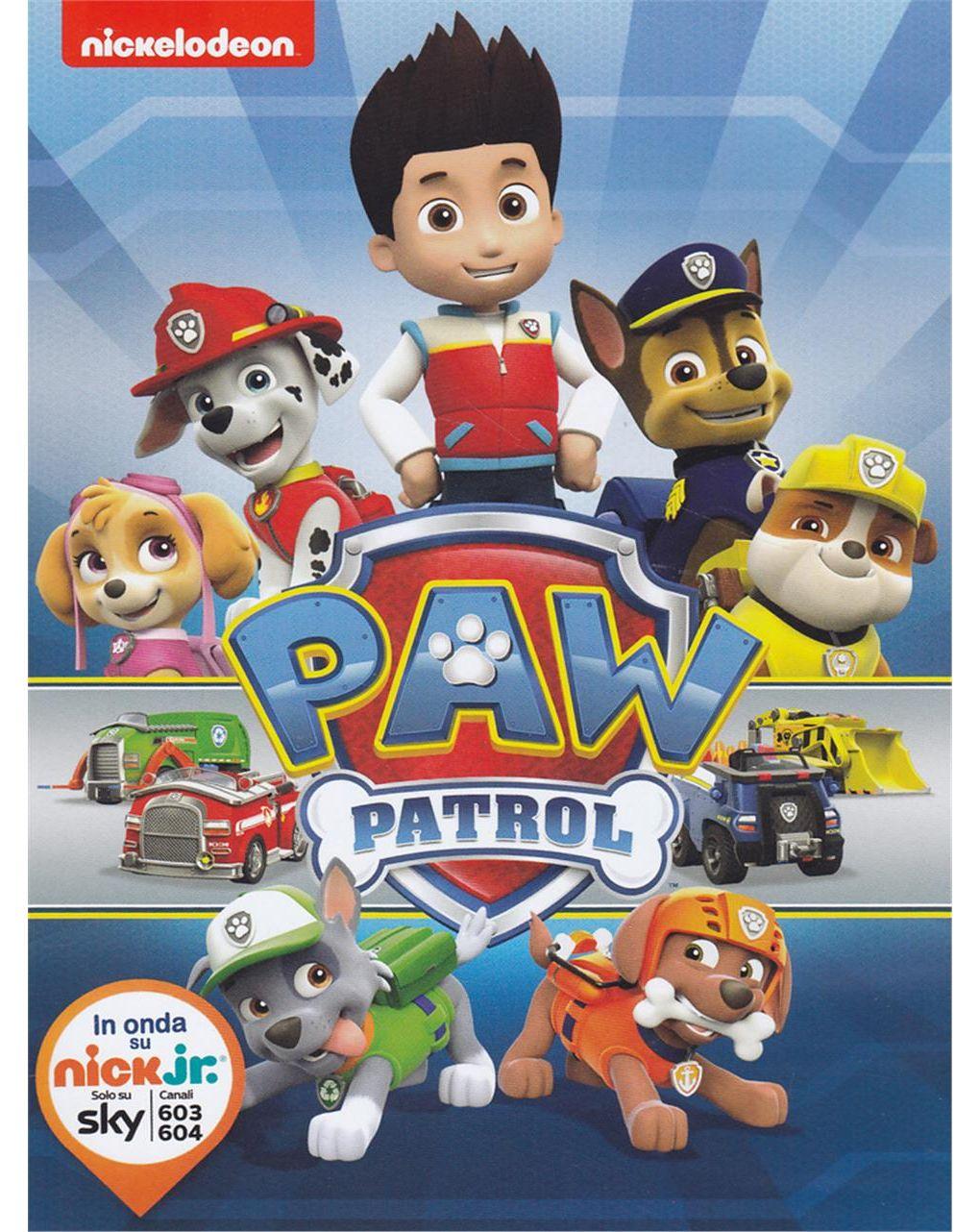 Dvd paw patrol - Video Delta