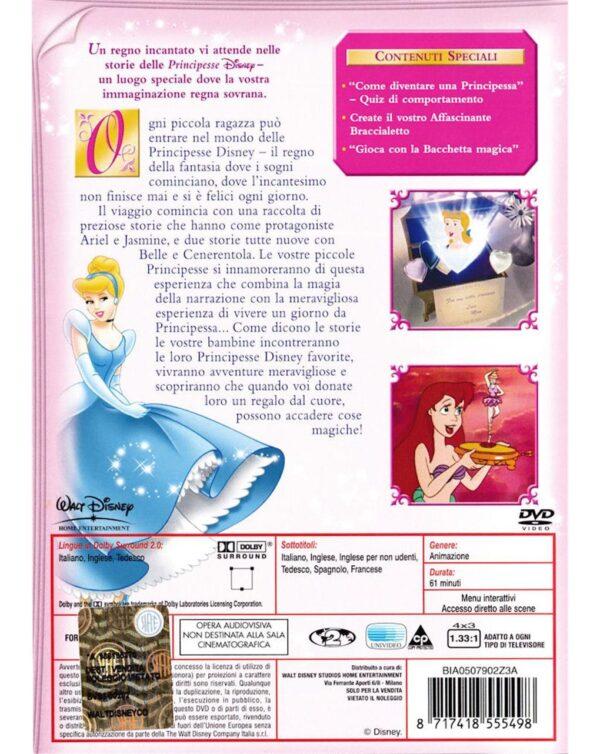 DVD STORIE DI PRINCIPESSE DISNEY #01 - Disney