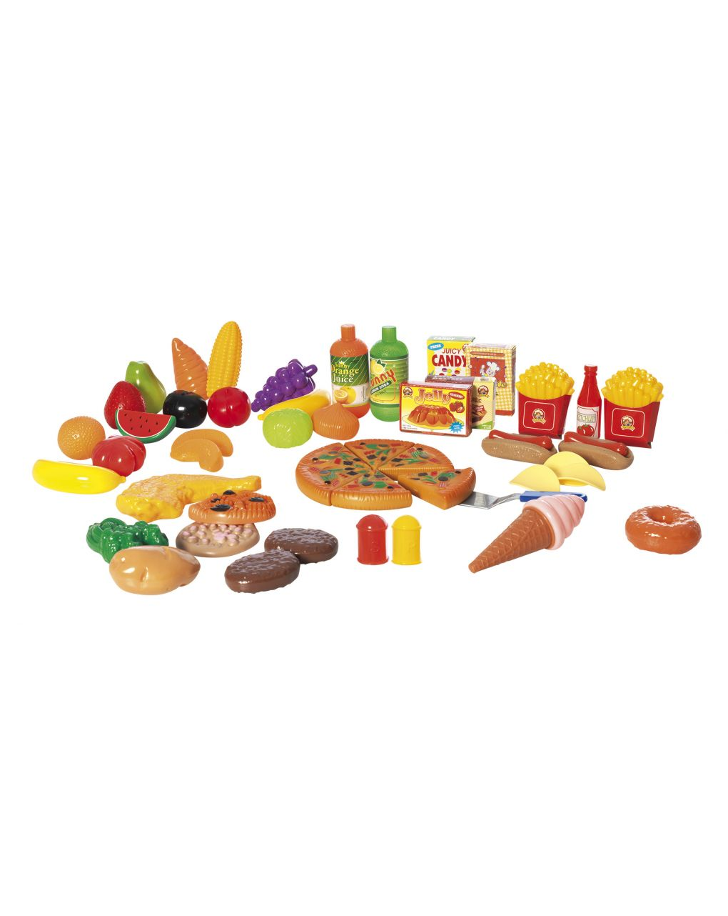 Funny home - set snack party - FunnyHome