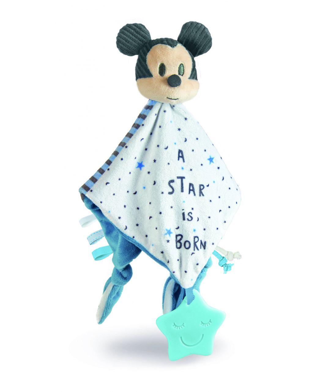 Disney baby - baby mickey morbida copertina - Clementoni
