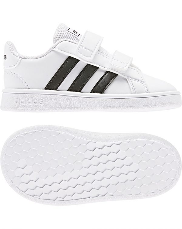 Adidas Sneaker Baby unisex Lifestyle chiusura a strappo - Adidas