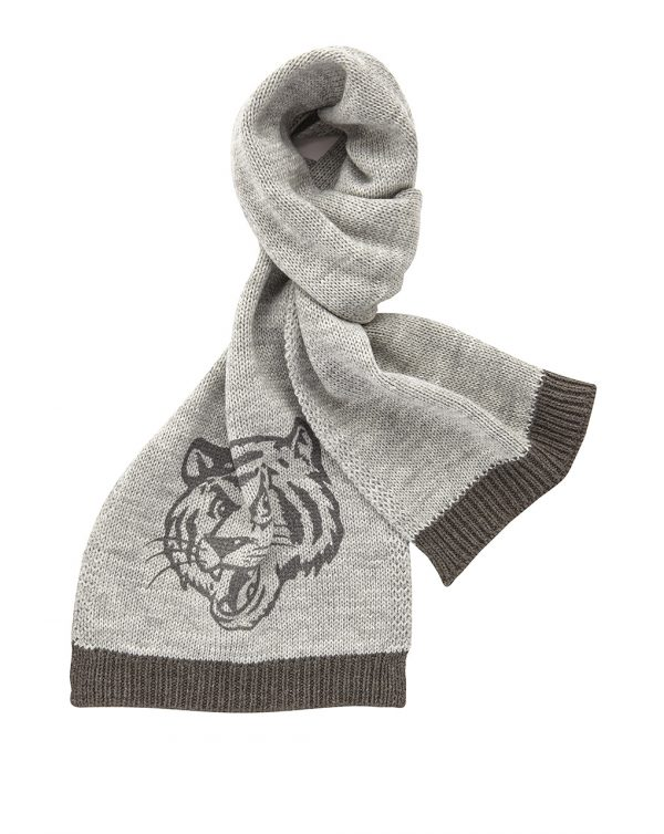 Sciarpa tricot con stampa tigre - Prénatal
