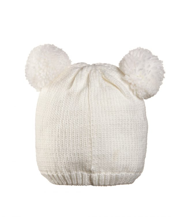 Cappello bimba con pon pon - Prénatal