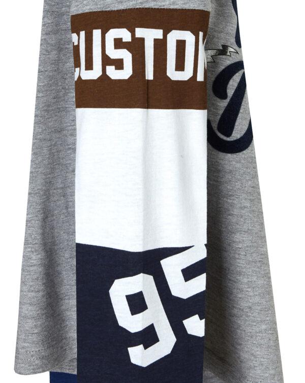 T-shirt con stampa vellutata - Prénatal
