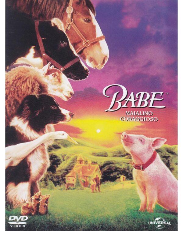 DVD BABE MAIALINO CORAGGIOSO - Video Delta
