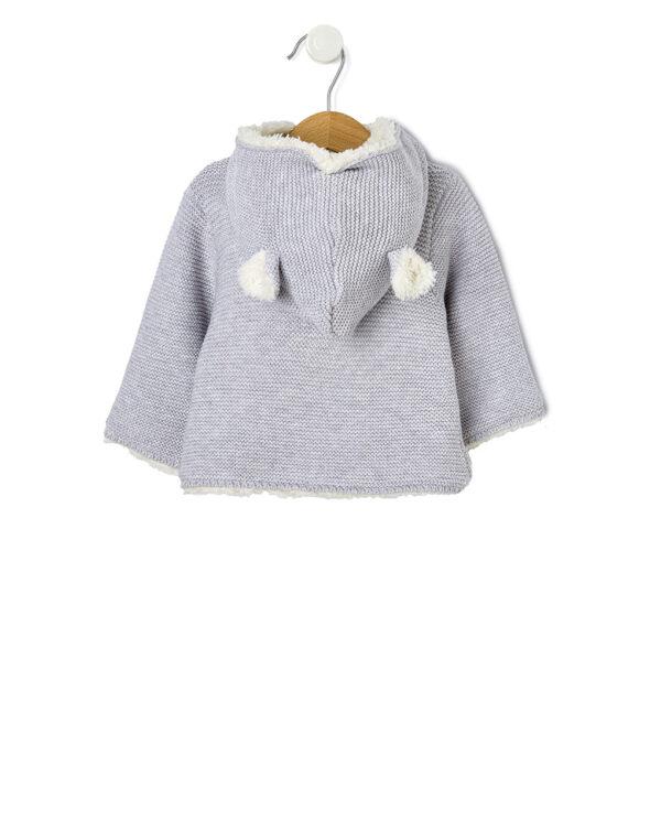 Giubbino tricot con pelo - Prénatal