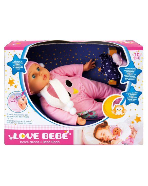 LOVE BEBE' - BAMBOLA DOLCE NANNA - Love Bebè