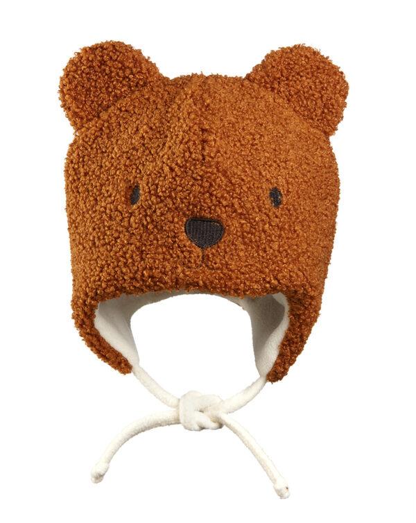 Cappellino in pile orsetto - Prénatal