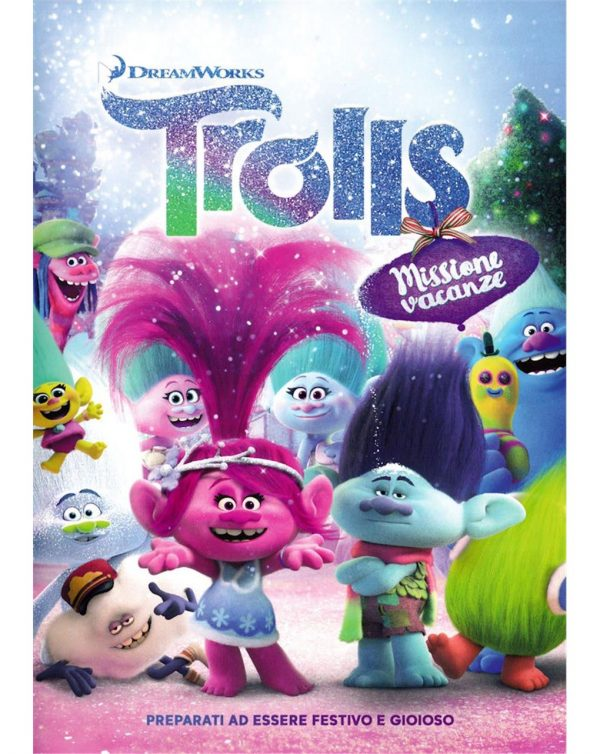 DVD TROLLS - MISSIONE VACANZE - Video Delta