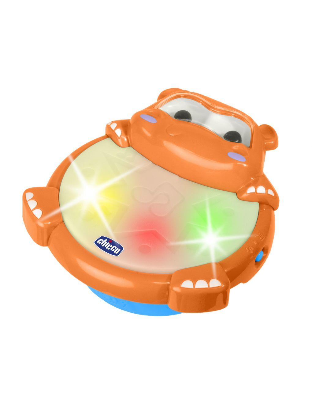 Chicco - tamburo hippo musicale - Chicco