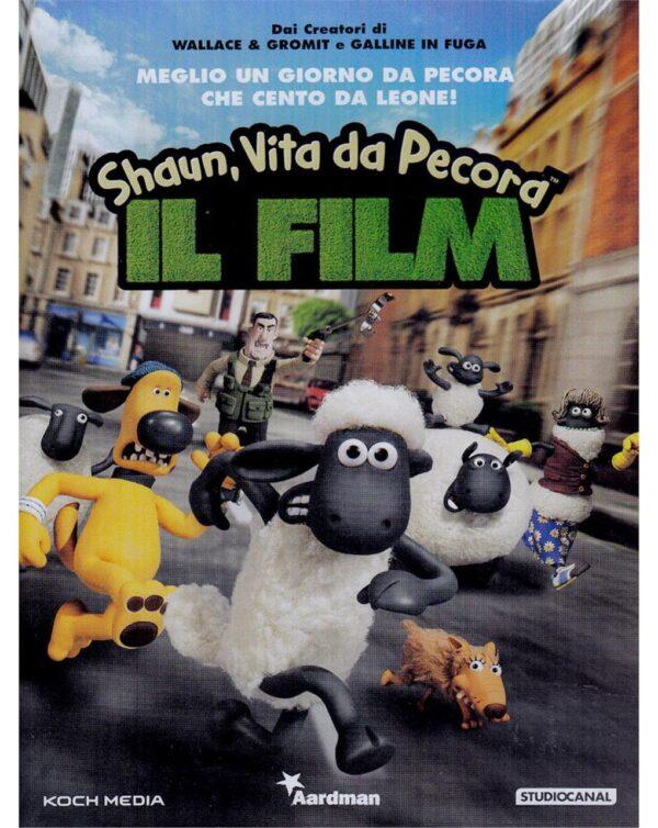 DVD SHAUN, VITA DA PECORA - IL FILM - Video Delta