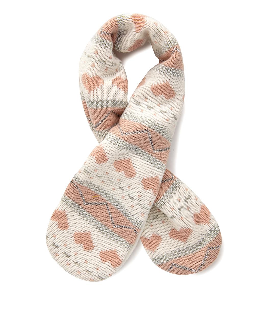 Sciarpa tricot jacquad - Prénatal