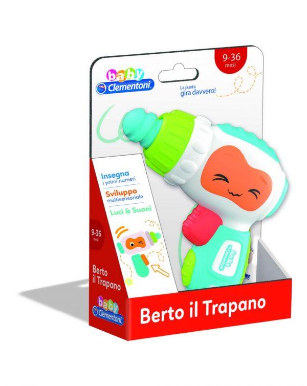 BABY CLEMENTONI - BERTO IL TRAPANO - Clementoni
