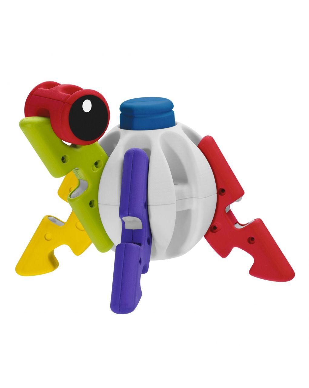 Chicco - forme e incastri 2 in 1 palla costruzioni - Chicco