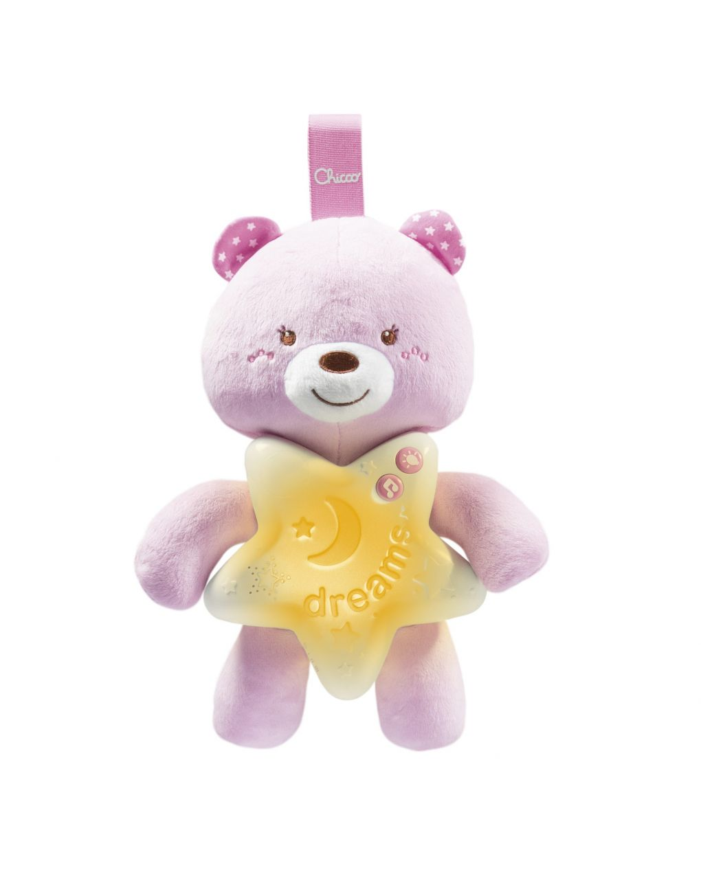 Chicco - pannello goodnight bear rosa - Chicco