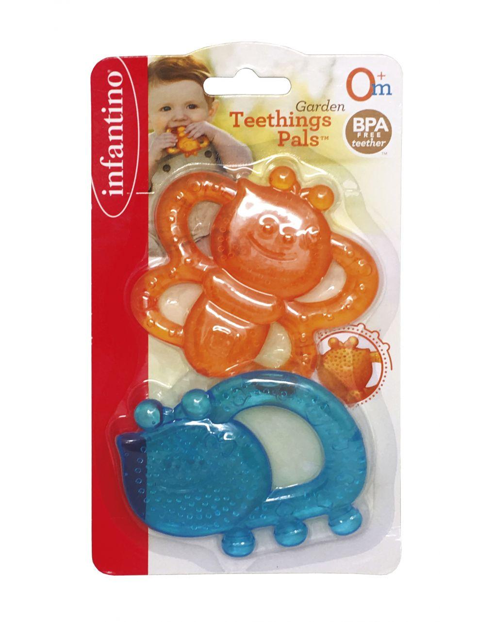 Infantino - anello dentizione garden - Infantino