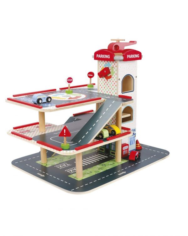 WOOD'N PLAY - PARKING CENTER - Wood'N'Play