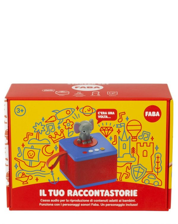FABA - RACCONTASTORIE - START SET - BLU - Faba