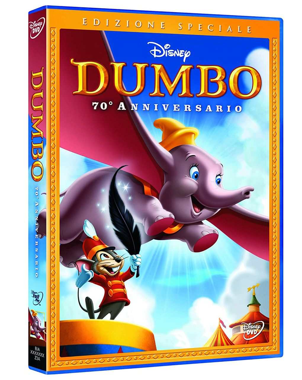 Dvd dumbo - Disney