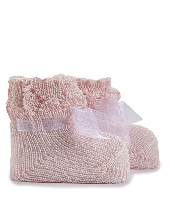 Scarpa tricot con fiocchetto - Prénatal