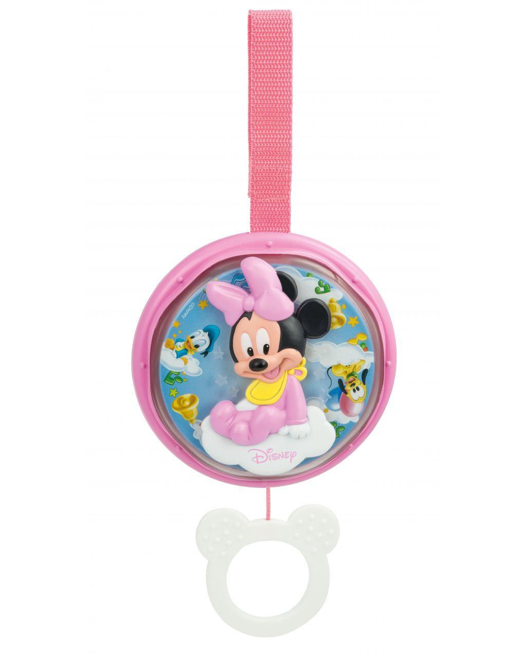 Disney baby - minnie carillon dolce notte - Clementoni