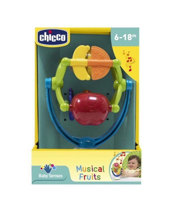 CHICCO - GIOCO SEGGIOLONE FRUTTA MUSICALE - Chicco