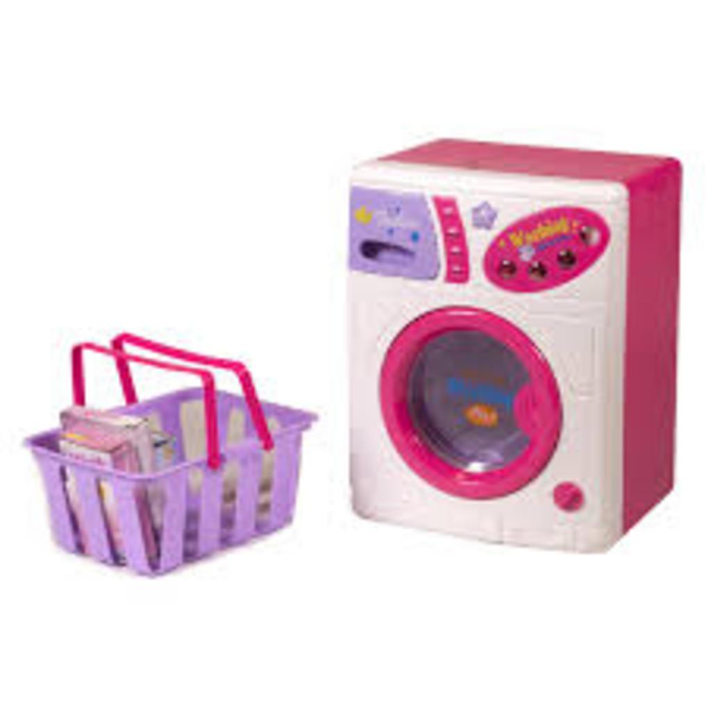 Funny home - set lavatrice e ferro da stiro - FunnyHome