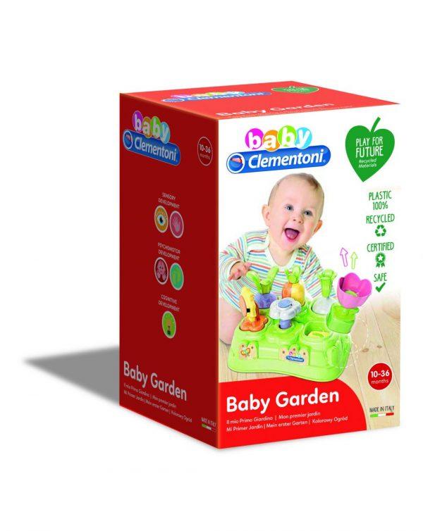 BABY CLEMENTONI - BABY GARDEN - Clementoni