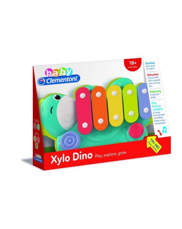 BABY CLEMENTONI - XYLO DINO - Clementoni