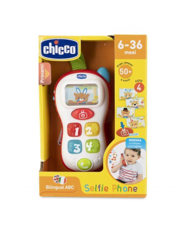 CHICCO - TELEFONINO SELFIE PHONE - Chicco