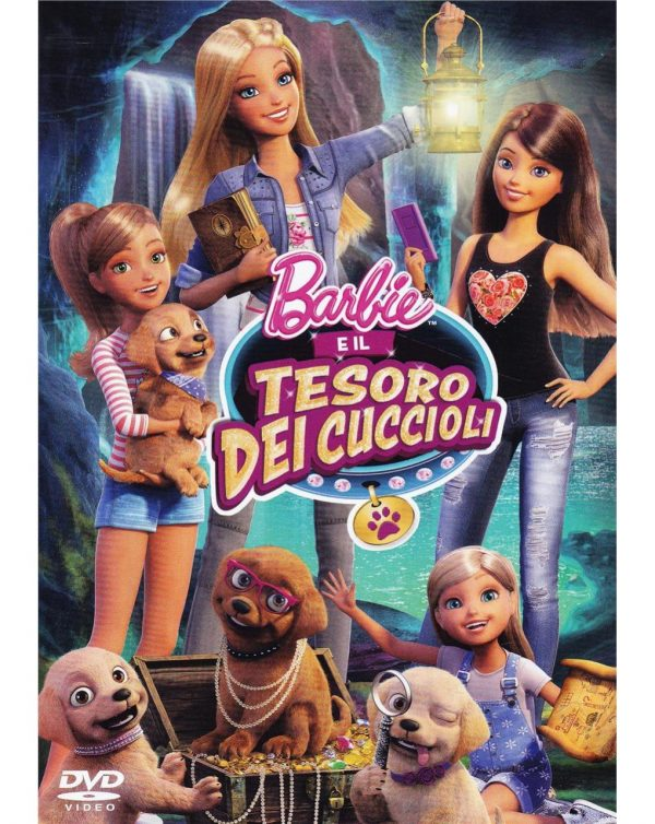 DVD BARBIE E IL TESORO DEI CUCCIOLI - Video Delta
