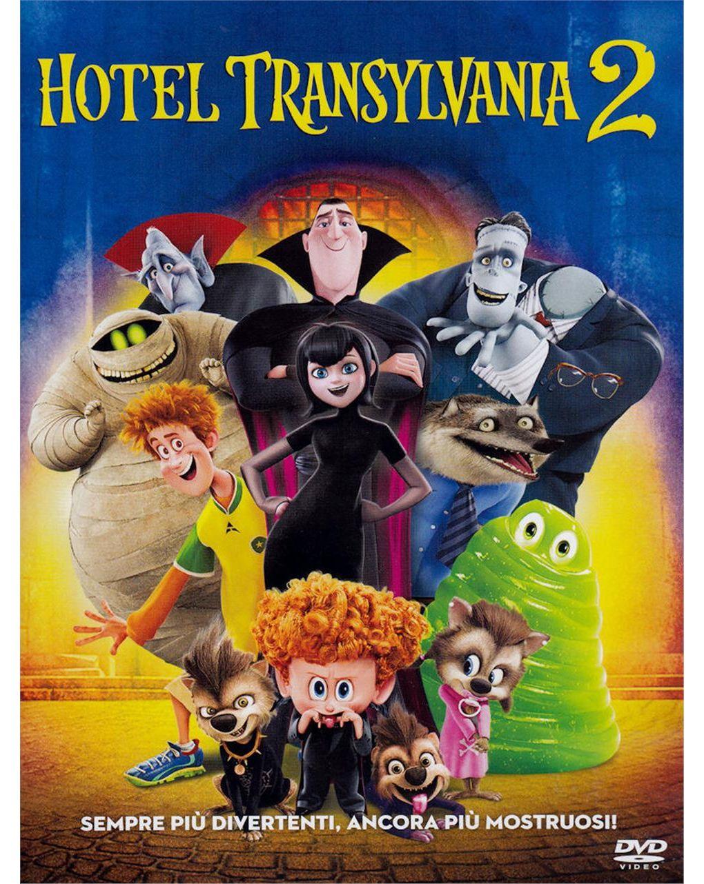 Dvd hotel transylvania 2 - Video Delta