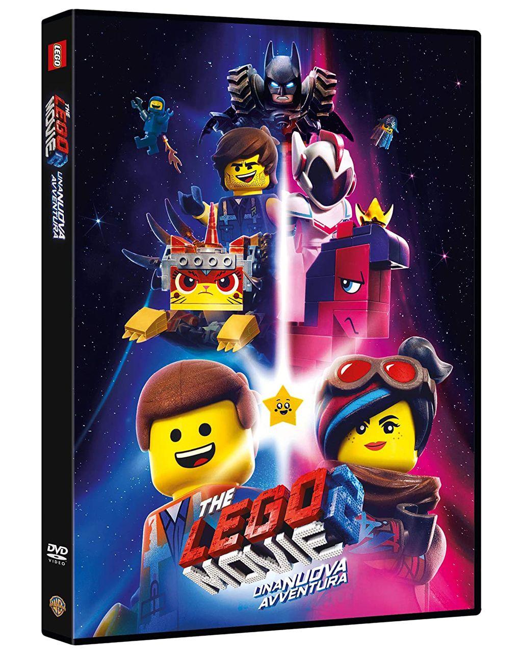 Dvd lego movie 2 (the) - una nuova avventura - Video Delta