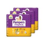 Pampers - Pannolino Progressi tg. 1 (3 pacchi, 84 pz)