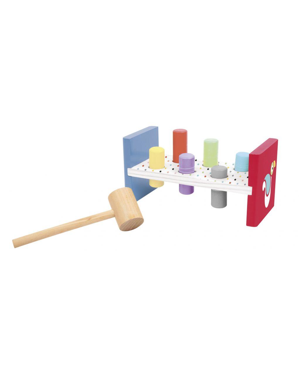 Wood'n play - banchetto batti batti - Wood'N'Play
