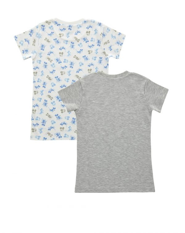Pack 2 T-shirt intime con stampa Mickey Mouse - Prénatal