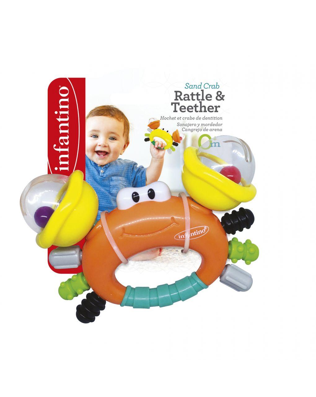 Infantino - sonaglino granchio - Infantino