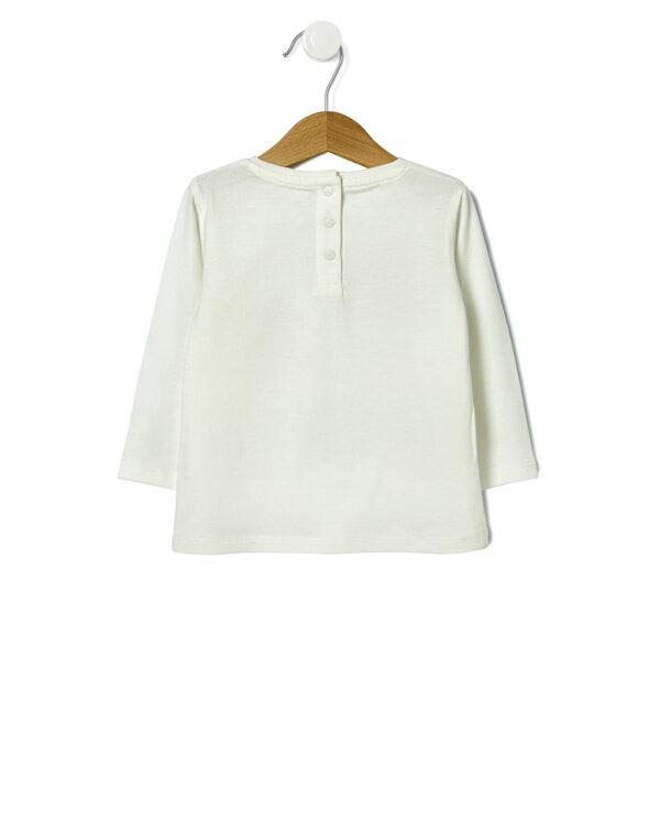 T-shirt con stampa cuori - Prénatal