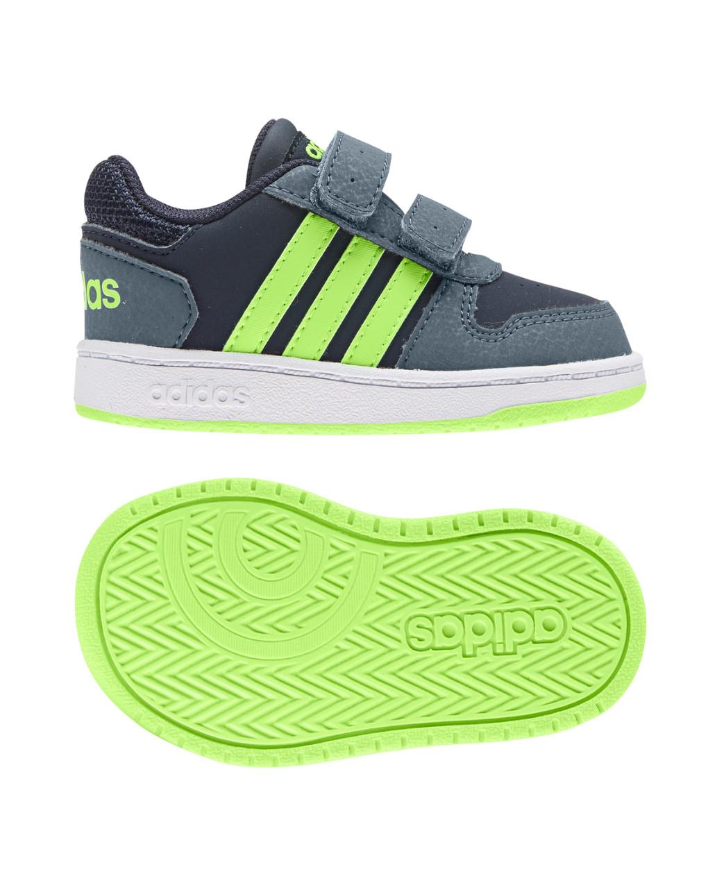 Adidas sneaker bimbo chiusura a strappo - Adidas