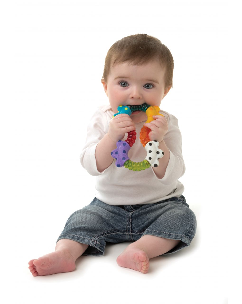 Playgro - click and twist rattle - Playgro