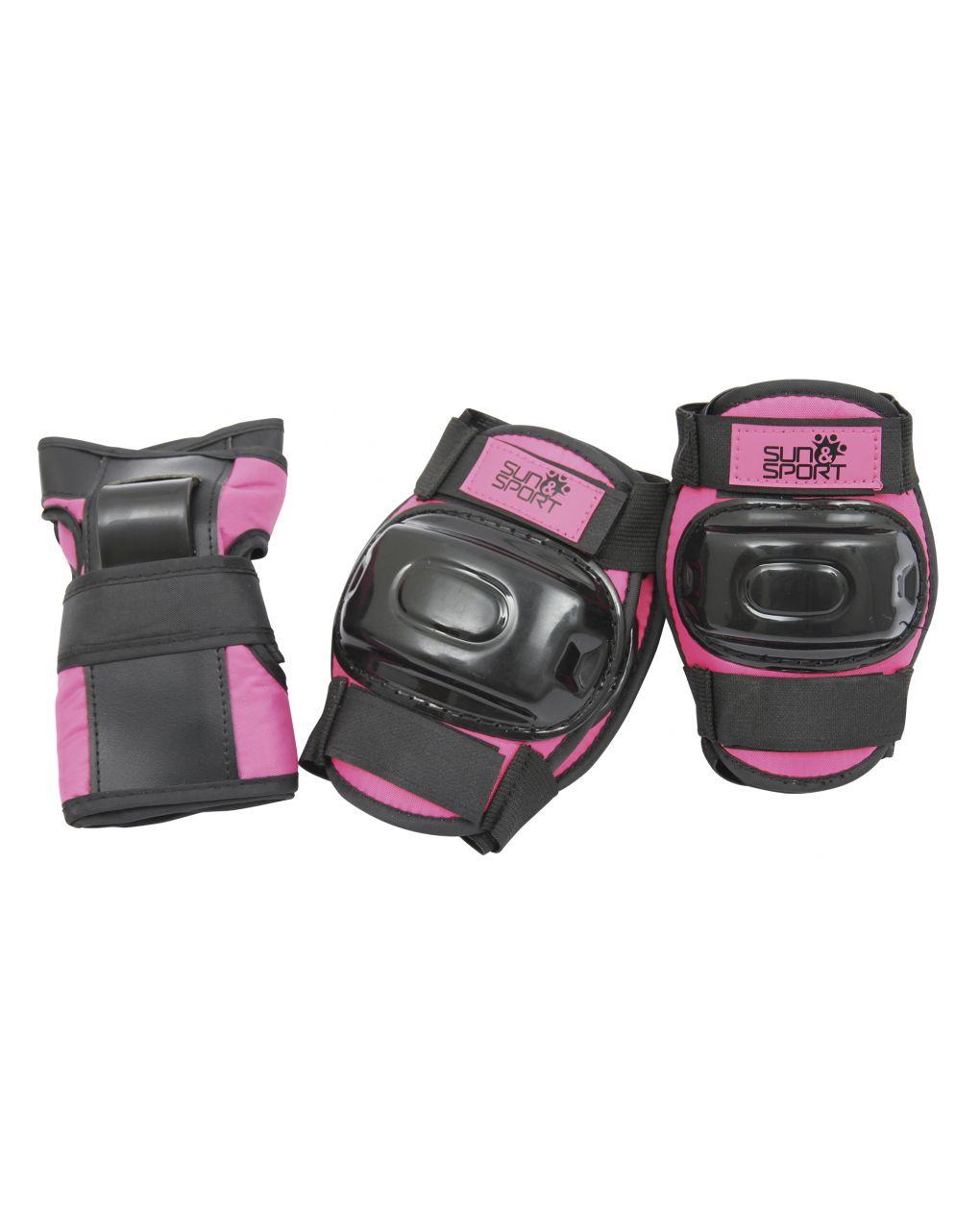 Sun&sport - set protezioni girl - Sun&Sport
