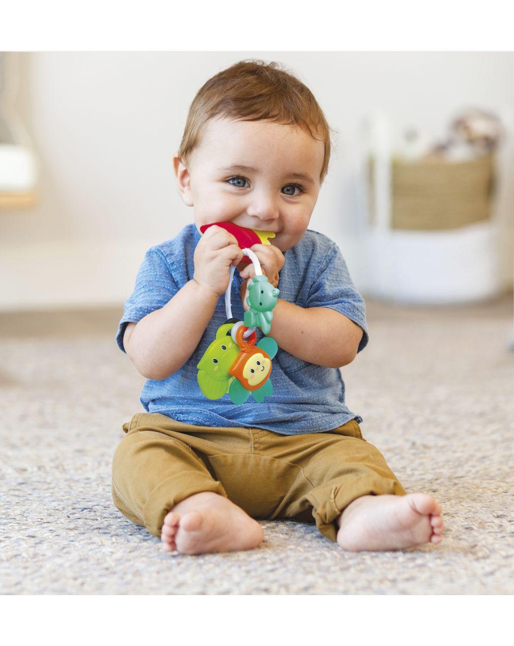 Infantino - animali massaggiagengive - Infantino